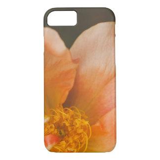 Orange rose iPhone 8/7 case