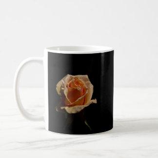 Orange Rose Matthew 28:6 Coffee Mug