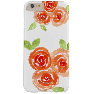 Orange roses mobile case