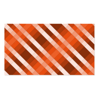 Orange Rust Attraction Biz Cards You Wanna Keep Pack Of Standard Business Cards