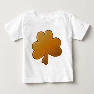 Orange Shamrock Shirt
