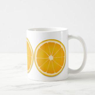 Orange Sherbet Mug