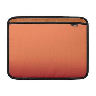 Orange Sleeve For MacBook Air