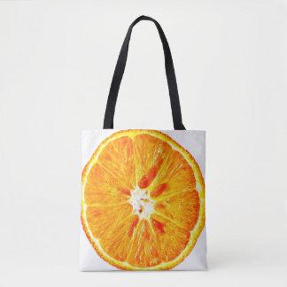 Orange Slice All-Over-Print Tote Bag