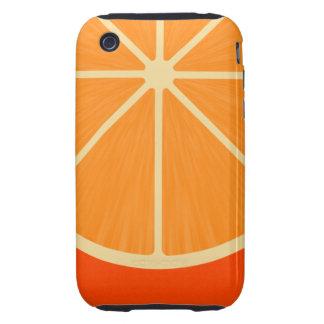 Orange Slice iPhone 3 Tough Cover