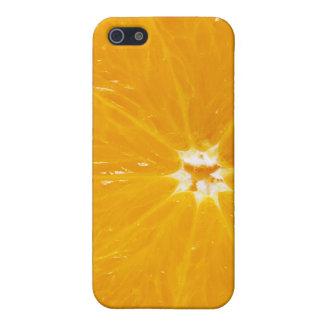 orange slice iPhone 5/5S case