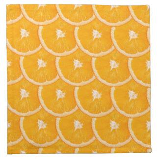 Orange Slice Napkins