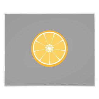 Orange slice photograph