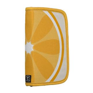 Orange Slice Rickshaw Folio Planners