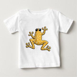 Orange Slices Frog Baby T-Shirt