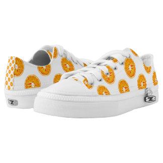 Orange Slices Low Tops