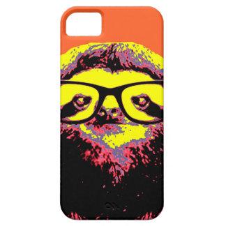 Orange Sloth iPhone 5 Cover