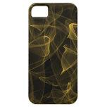 Orange Smoke iPhone 5 Case