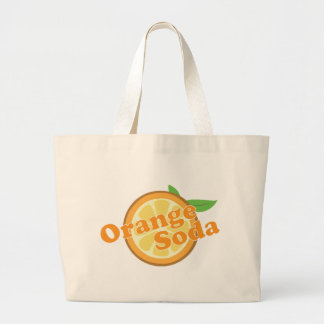 Orange Soda Canvas Bags