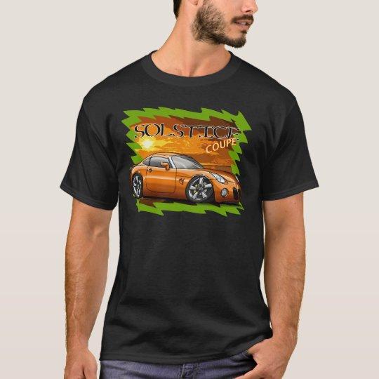 Orange Solstice Coupe T-Shirt