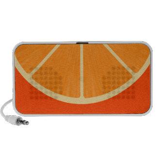 Orange Speaker