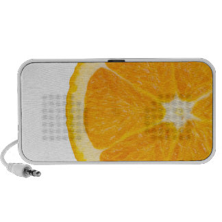 Orange Travelling Speaker