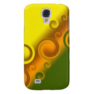 orange spiral Speck Case Galaxy S4 Case