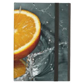 Orange Splash iPad cases