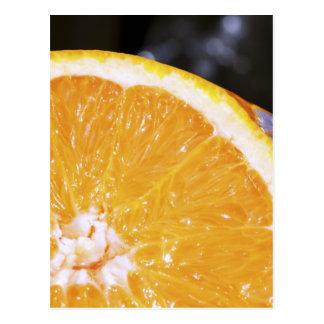 Orange Splash Post Cards