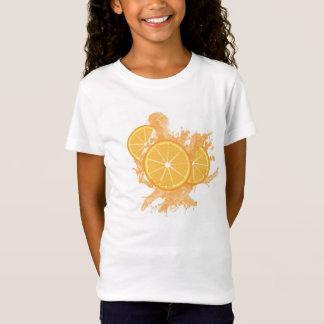Orange Splash! T Shirts