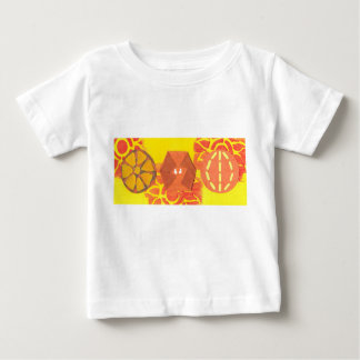 Orange Squash Dance Infant's T-Shirt