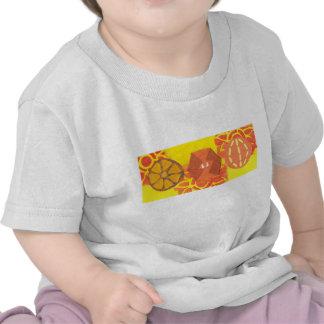 Orange Squash Dance Infant's T-Shirt