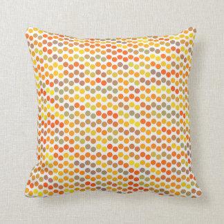 Orange Sunshade Pillow