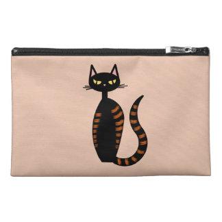 Orange Tabby Cat Travel Accessories Bags