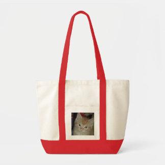 Orange Tabby Cat Bags