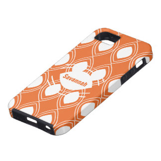 Orange Tear Drop Any Color Personalized iPhone iPhone 5 Covers