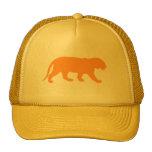 Orange Tiger Cap