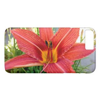 Orange Tiger Lily iPhone 8 Plus/7 Plus Case
