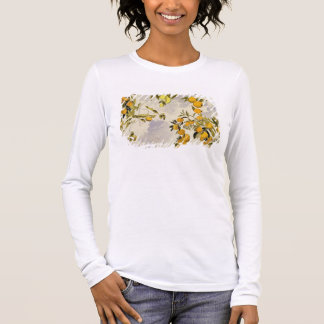Orange Trees, 1863 (w/c, pen and ink over graphite Long Sleeve T-Shirt