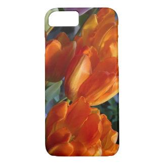 Orange tulip case