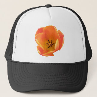Orange Tulip Hat