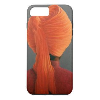 Orange Turban iPhone 8 Plus/7 Plus Case