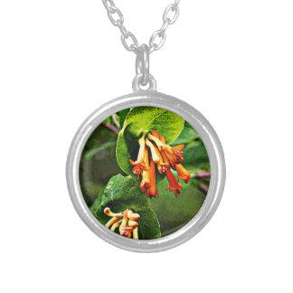 Orange Wildflowers Custom Jewelry