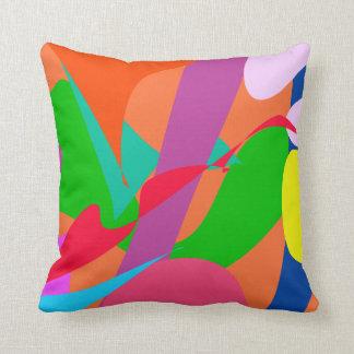 Orange Wind Cushion