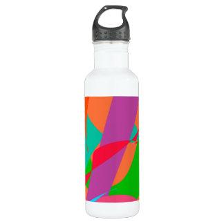 Orange Wind 24oz Water Bottle