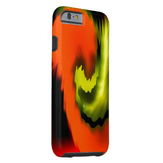 Orange & Yellow iPhone 6 case Tough iPhone 6 Case