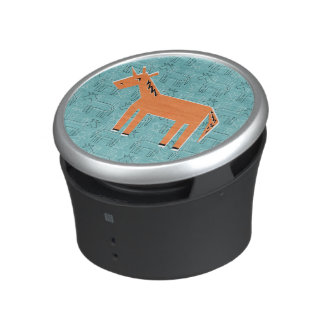 Orange You Unicorn Bluetooth Speaker