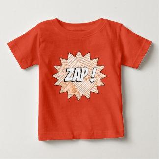 Orange ZAP! Tee