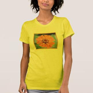 Orange Zinnia Tshirts