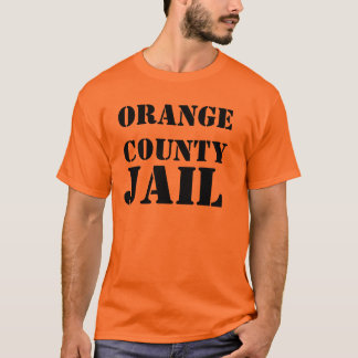 ORANGECOUNTY, JAIL T-Shirt