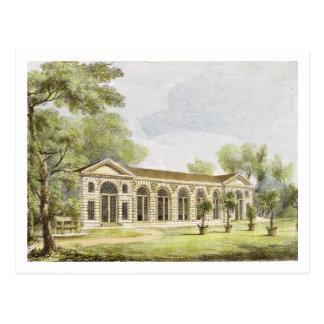 Orangery, Kew Gardens, plate 11 from 'Kew Gardens: Postcard