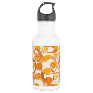Oranges and lemons 532 ml water bottle