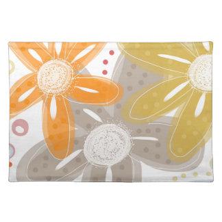 Oranges and Lemons Placemat