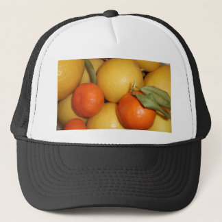 Oranges and Lemons Trucker Hat