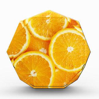 Oranges and more Oranges